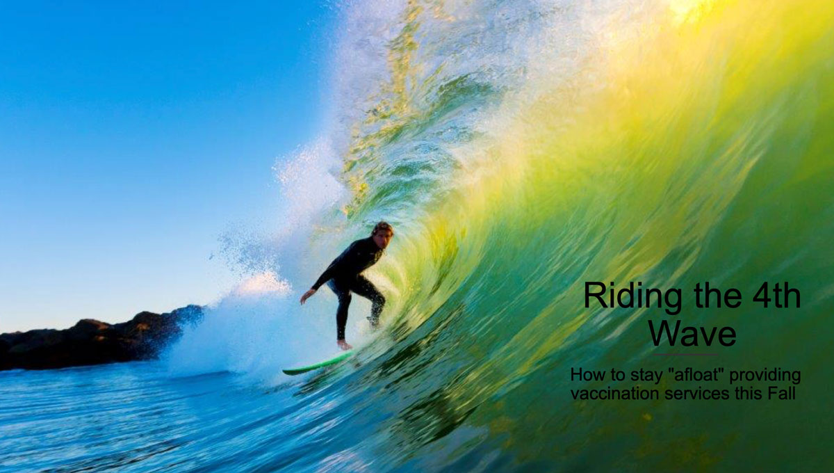Read more about the article Riding the 4th Wave